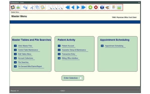 ClinixPM Practice Management Software