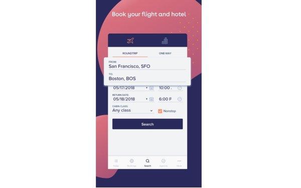 Book flights & hotels
