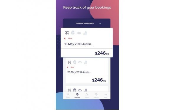 Track bookings