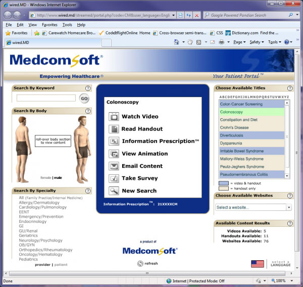 MedcomSoft EMR Software