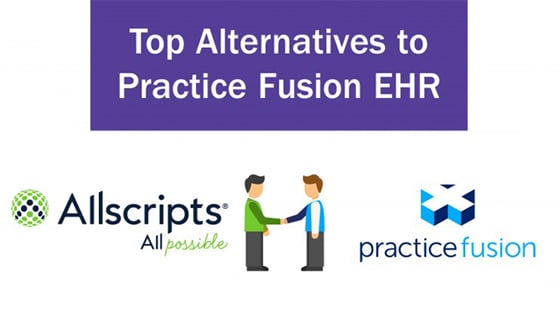 alternatives to Practice Fusion EHR