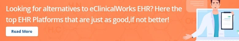 alternatives to eClinicalWorks